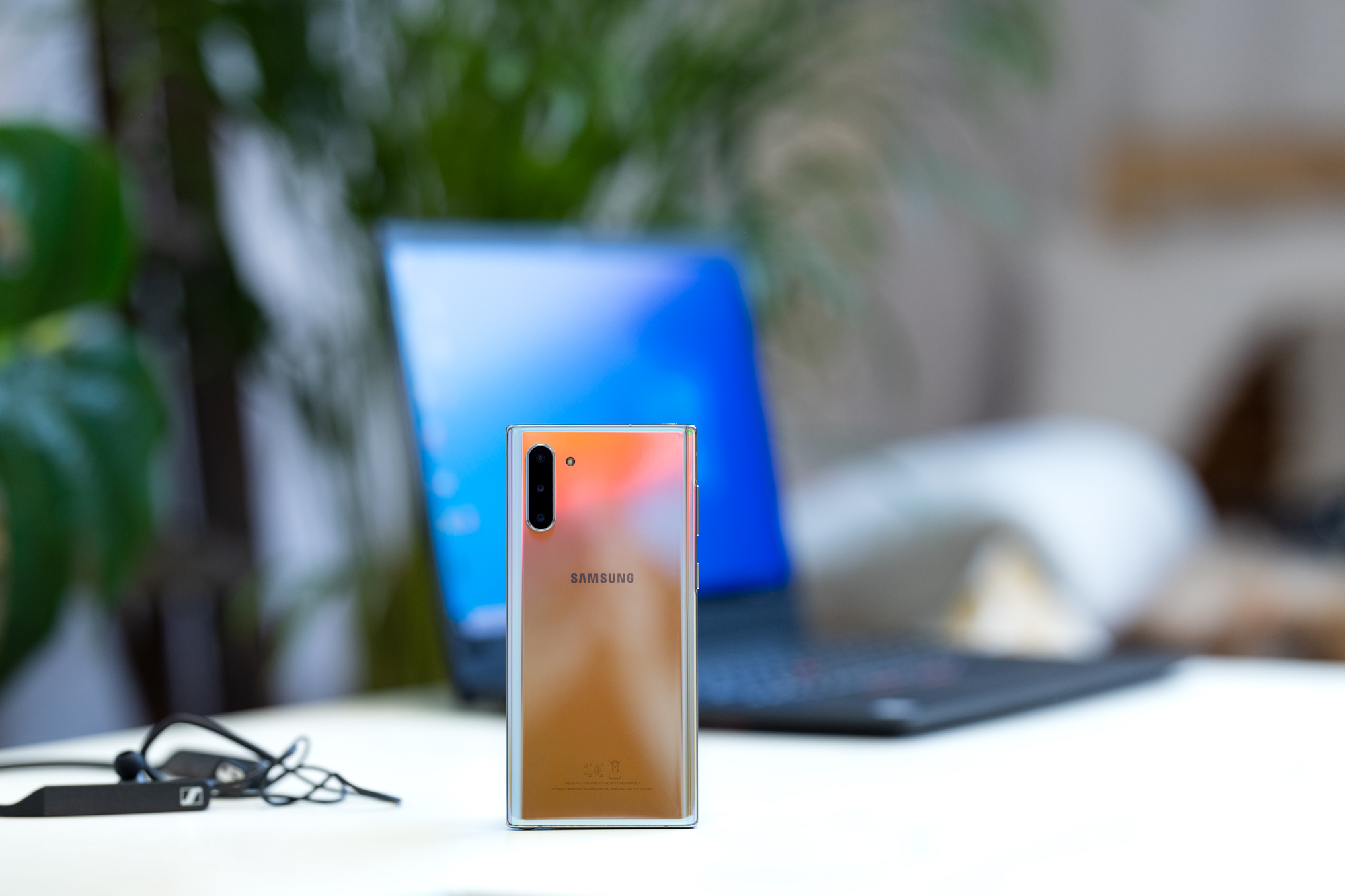 Is smaller Note it's worse Note? Samsung Galaxy Note  10 - review 24