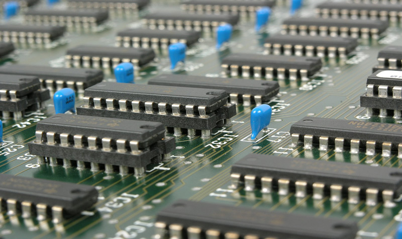 The chipset What is your relationship with computer buses?