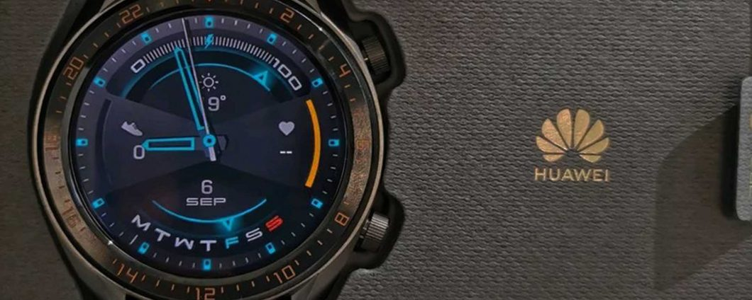 Huawei Watch GT 2: real images before launch