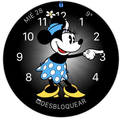 make Minnie tell the time in Apple Watch 5 C.jpg