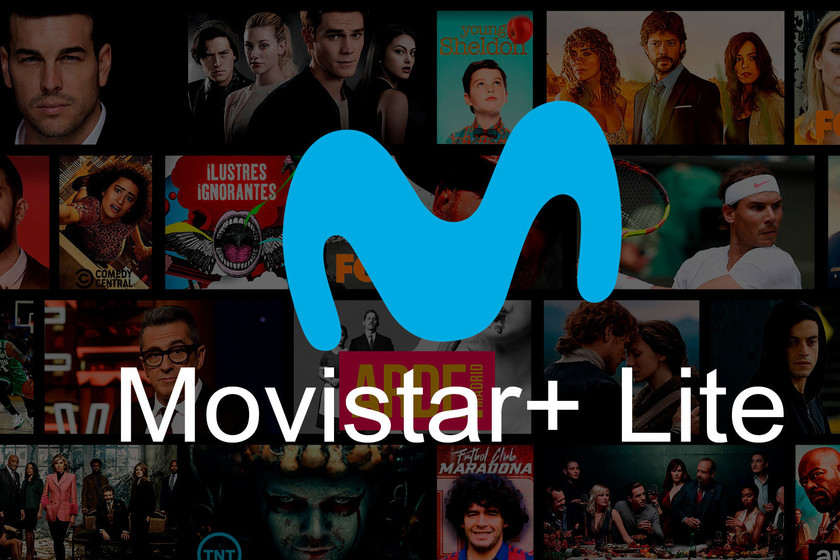 Movistar + Lite gives 60 GB of mobile data for one year