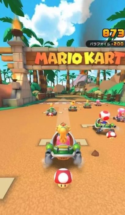 ▷ Mario Kart Tour comes to Android and iOS next week 3