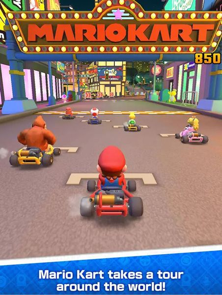 ▷ Mario Kart Tour comes to Android and iOS next week 4