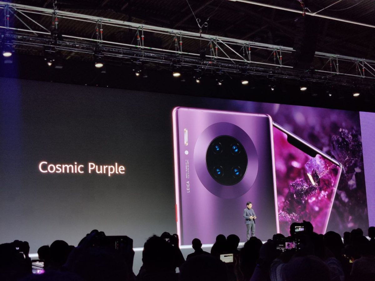 the most powerful camera in the mobile industry »- 6