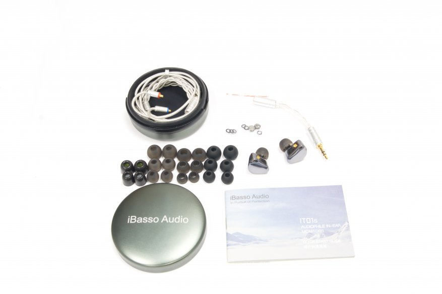 Review iBasso IT01s Headphones - Bright Shine of Technology 12