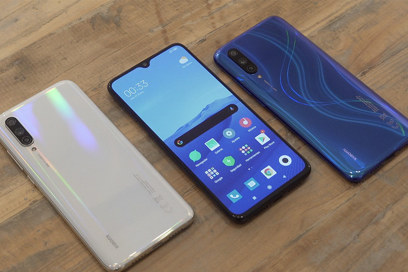 The Xiaomi Mi 9 Lite arrives in Spain: official price and availability