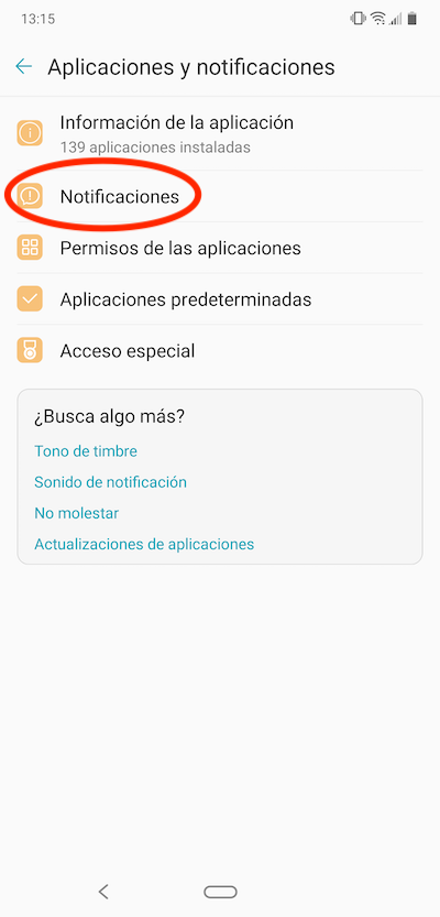 How to hide notifications on Android? 8