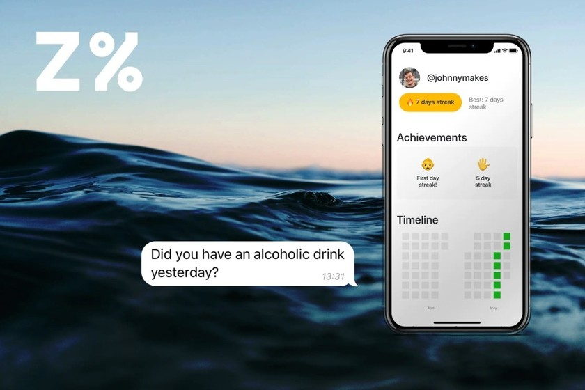 This ChatBot motivates you to stop drinking and keep track of your progress