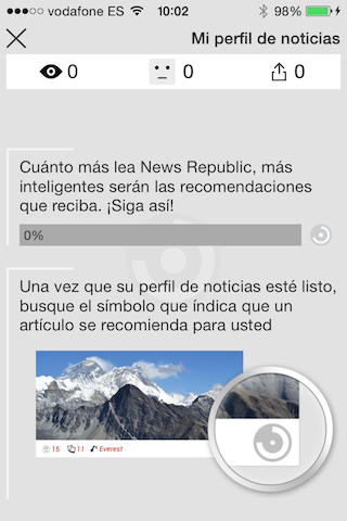 News Republic, all current news on your iPhone and iPad 6