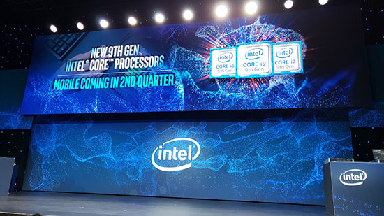 CES 2019: Intel Ice Lake 10nm Processors Will Support Thunderbolt 3 and Wi-Fi 6 6