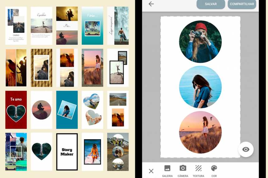 How to improve your stories Instagram on Android 9