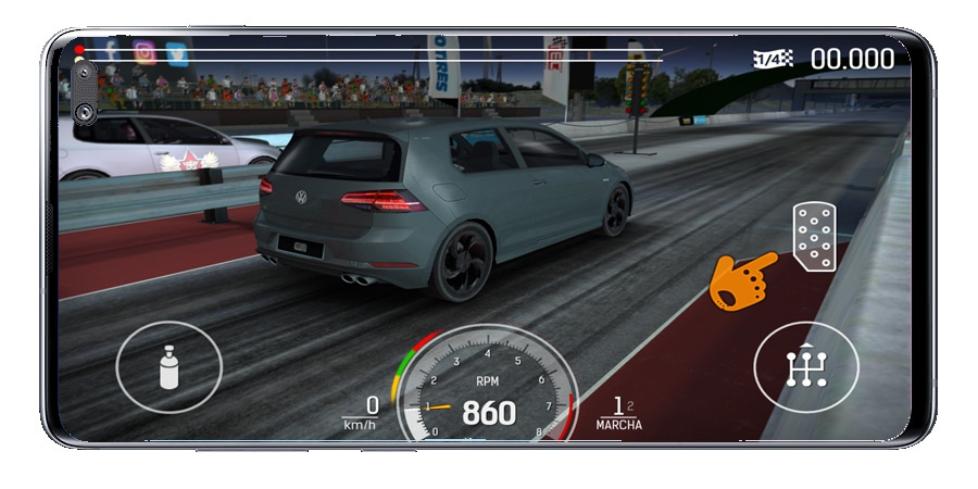 Nitro Nation Drag & Drift, improve your car and beat all your rivals 2