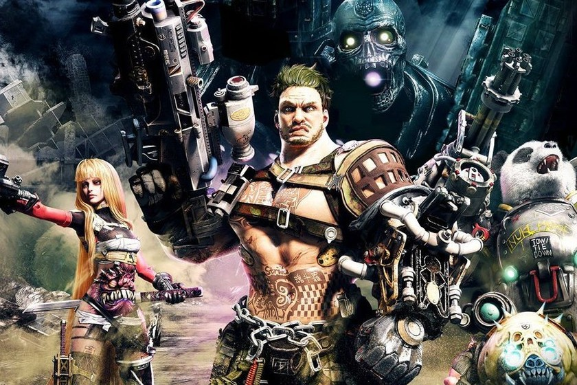 Contra analysis: Rogue Corps, frantic and very entertaining action in a game that is far from the quality of other installments of the saga