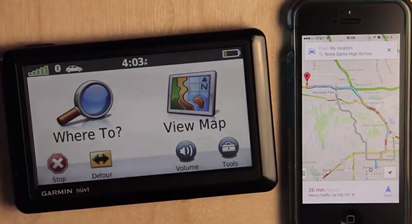 30 Things We Won't Need More Thanks to the iPhone - GPS