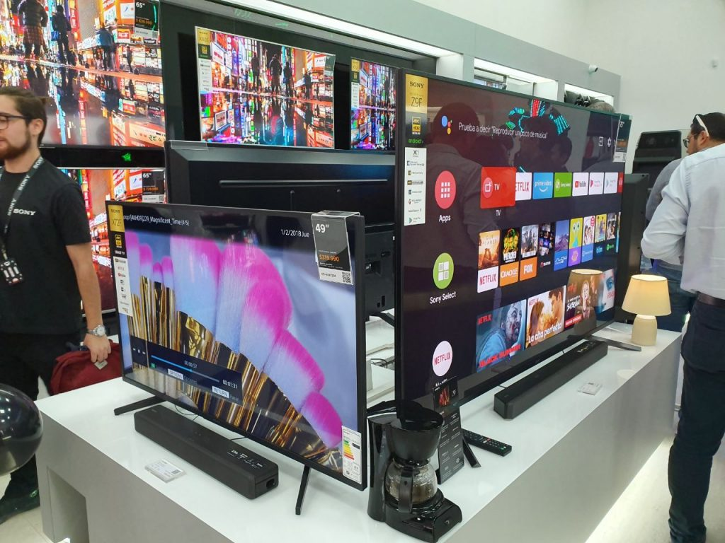 Sony Chile opens two new stores in Parque Arauco and Arauco Maipú 7