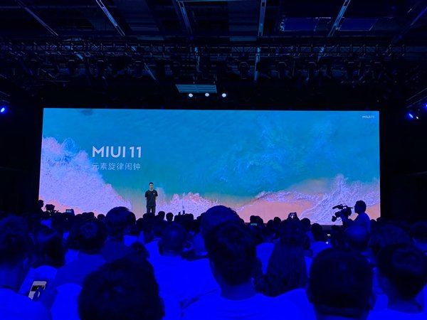 - ▷ MIUI 11 is official with new design, functions and enhanced productivity »- 10
