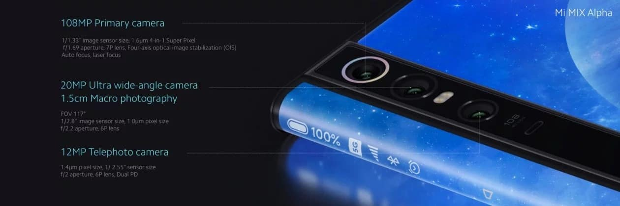 Want a smartphone with a Screen / Body Ratio of 180%? 2