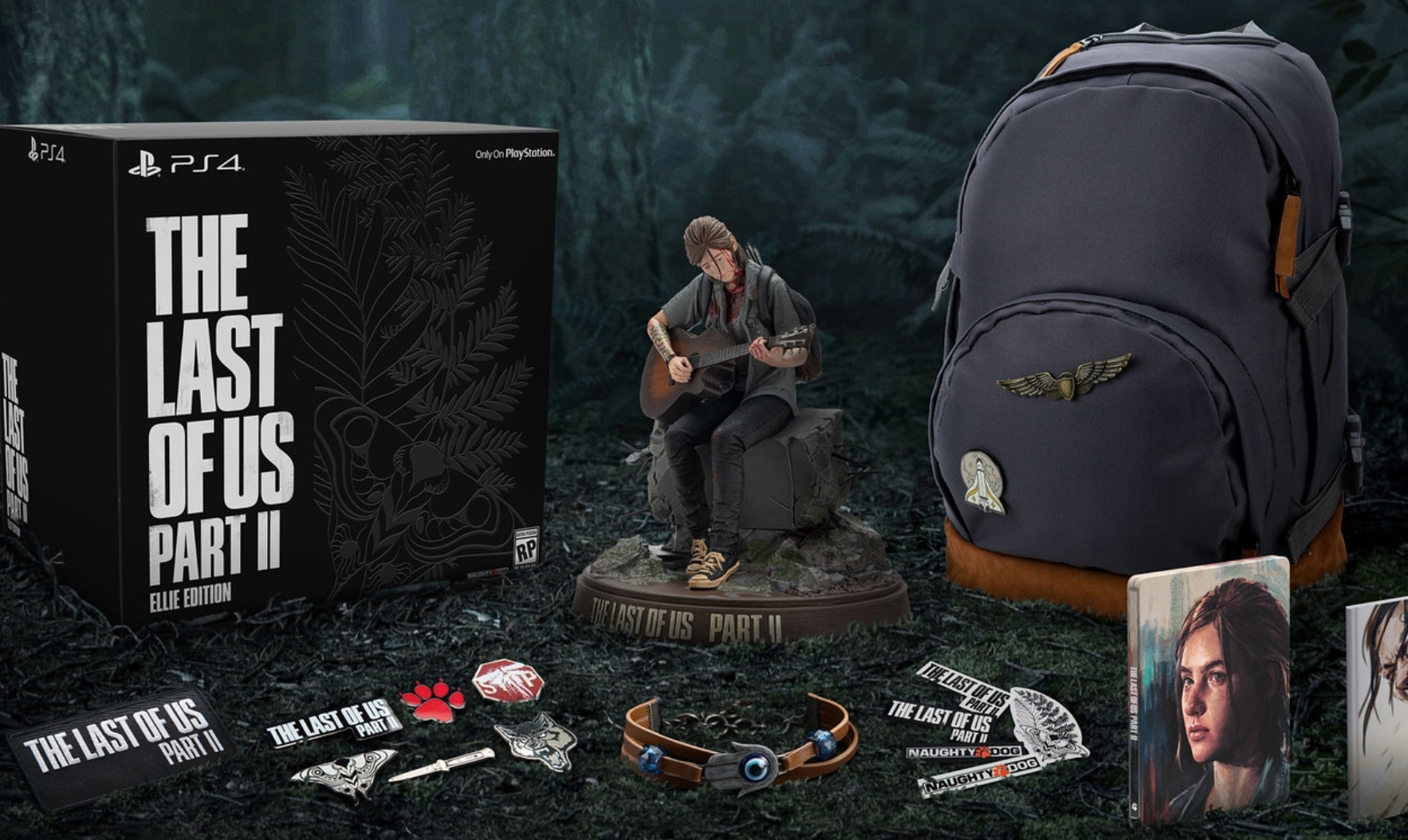 The Ellie Edition Of The Last Of Us 2 Will Be Exclusive To The Us