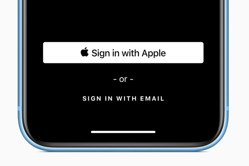 Continue with Apple: the first apps begin to arrive with the 'Sign in with Apple