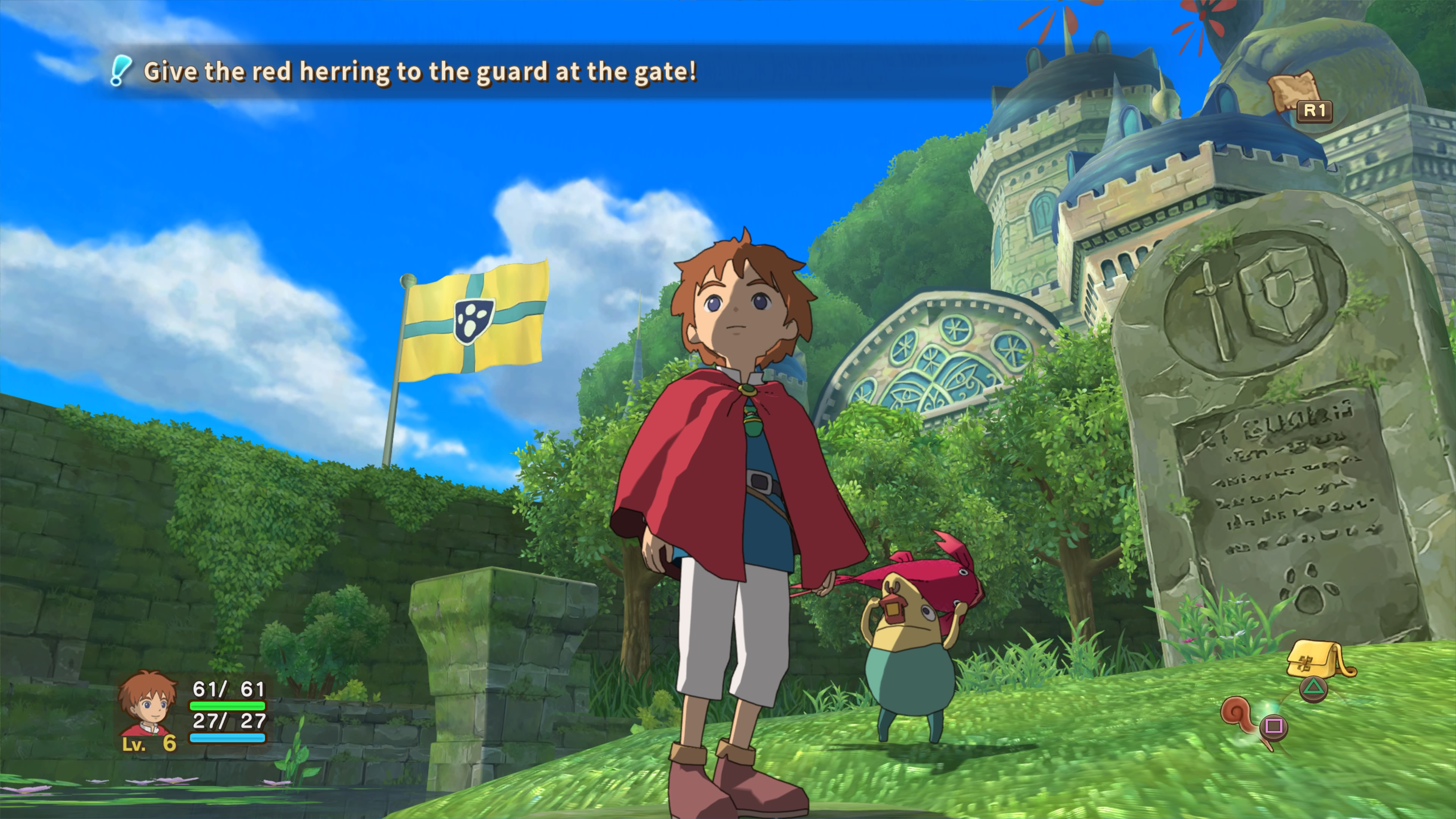 Review - Ni no Kuni: Wrath of the White Witch Remastered 10