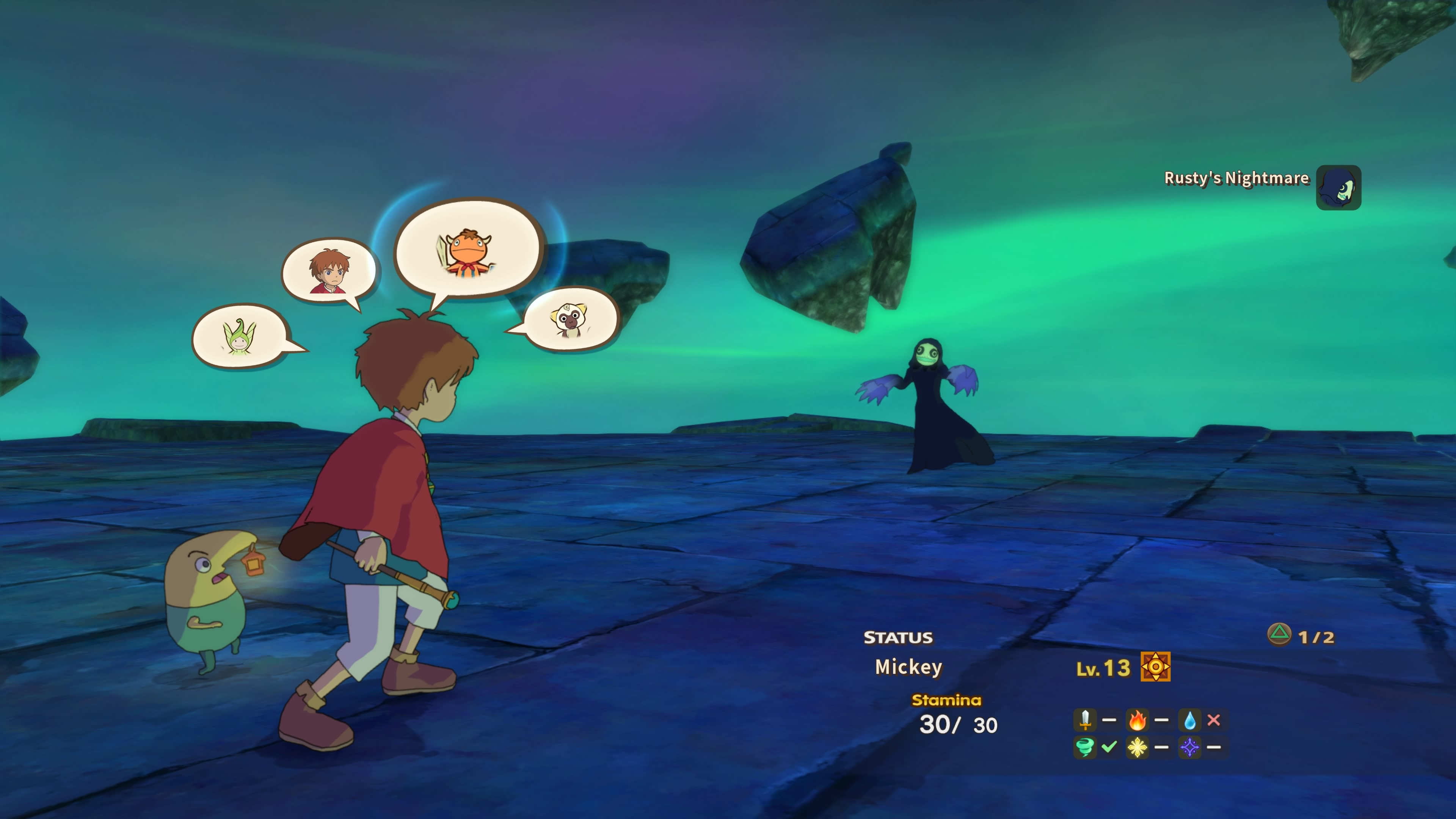 Review - Ni no Kuni: Wrath of the White Witch Remastered 15