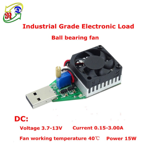 Electronic load overview with integrated RD LD25 tester: how to identify low-quality chargers 58