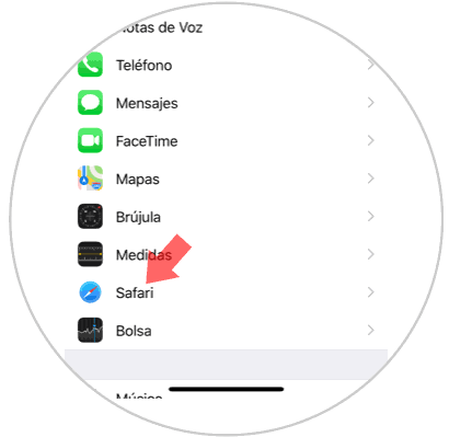 activate or delete cookies on iPhone 11, iPhone 11 pro or iPhone 11 Pro Max 1.png