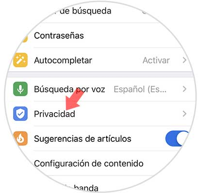 activate or delete cookies on iPhone 11, iPhone 11 pro or iPhone 11 Pro Max 02.jpg