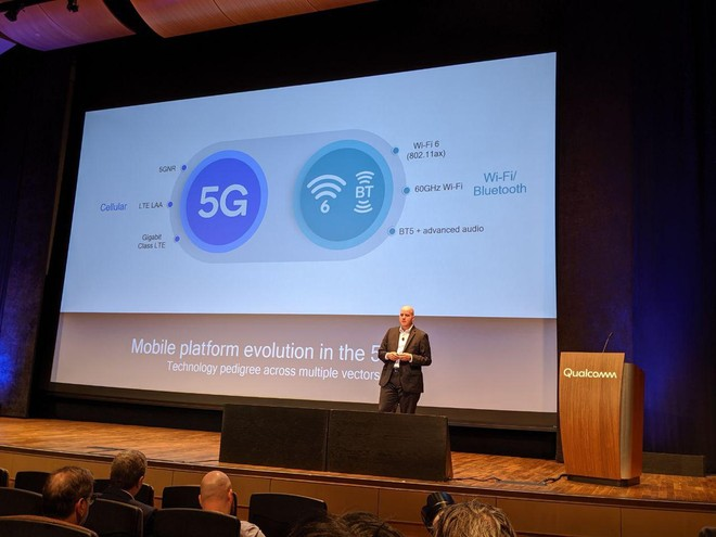 Connectivity and IoT: Qualcomm v Wi-Fi 6 as a Core Element for Smart Products 3