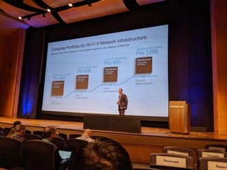 Connectivity and IoT: Qualcomm v Wi-Fi 6 as a Core Element for Smart Products 4