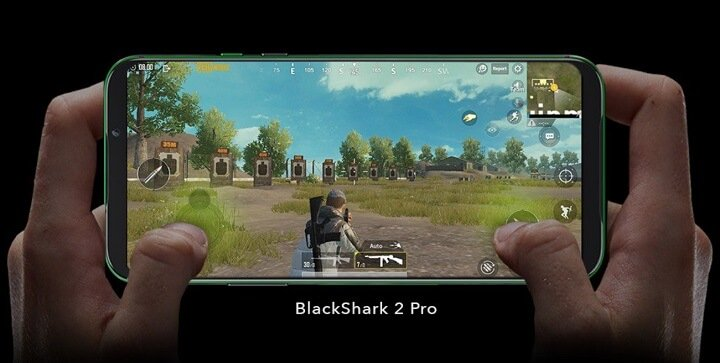 Image - Black Shark 2 Pro will arrive in Europe: 240 Hz screen and up to 12 GB of RAM