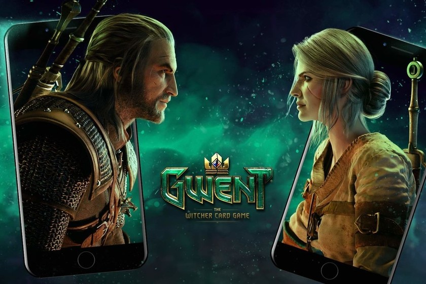 'GWENT', the card game of 'The Witcher', already has an arrival date to iOS: October 29