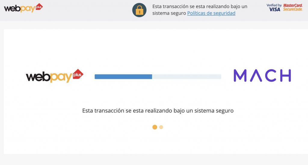 [Actualizado] From today Webpay accepts payments with MACH 2