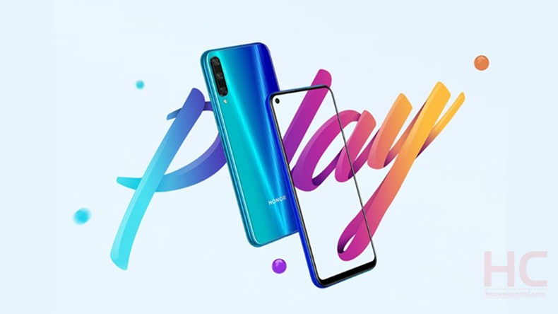 Affordable Honor Play 3 Introduced! Here Features and Price 1