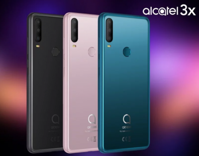Alcatel announces 3X, 1V and Smart Tab 7 at IFA 2019 1