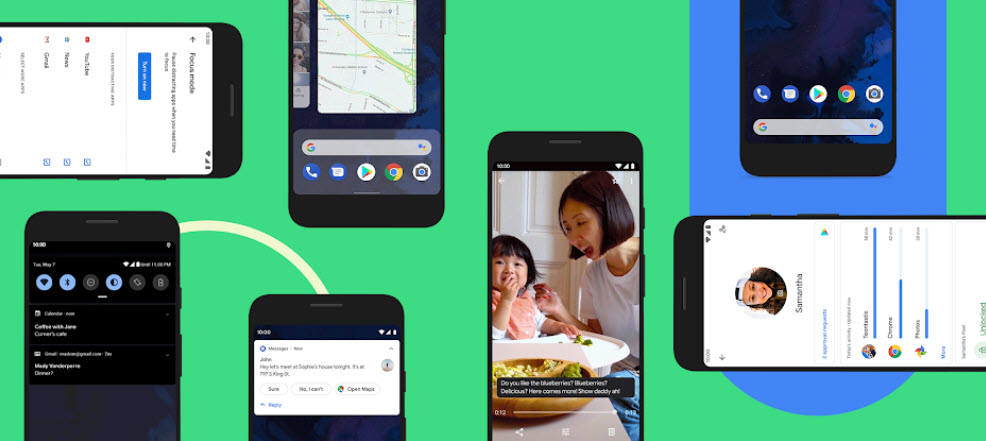 Android 10 is official: news, features and compatible phones