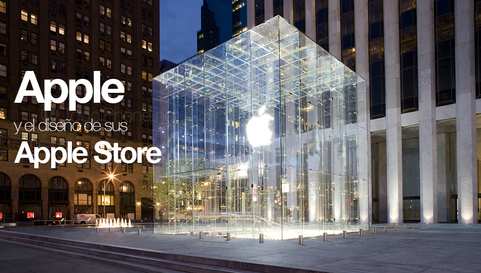 Apple explains why its official stores, the Apple Store, they are made of glass 4
