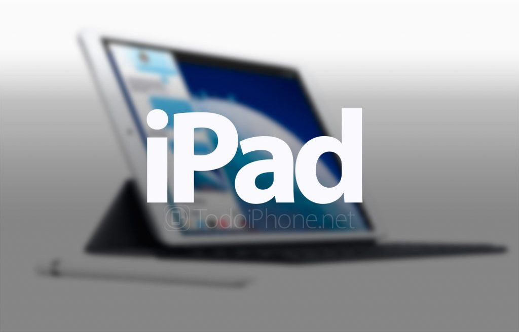 Apple presents a new iPad 10.2 inches cheaper and with new features 2