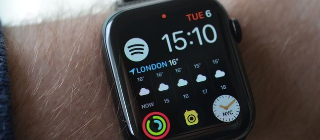 Apple releases latest test version of watchOS 6 for developers 2