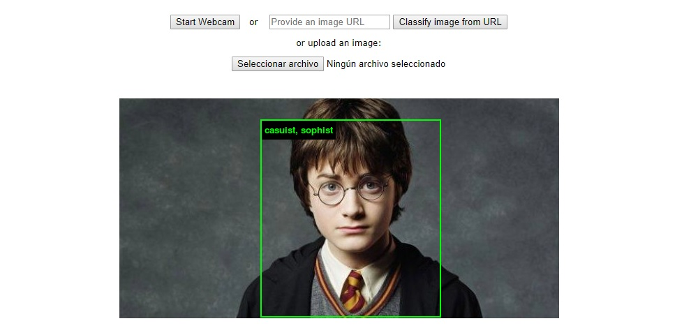 Batman, convict or anarch? Let this AI classify you by your photo