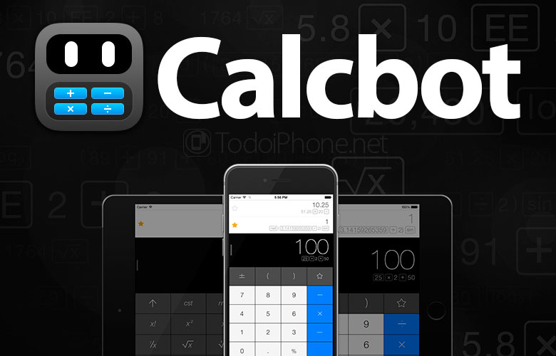 Calcbot, from the creators of Tweetbot, is updated for iPhone and iPad 3