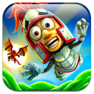 Catapult King - The app of the week recommended by Apple 2