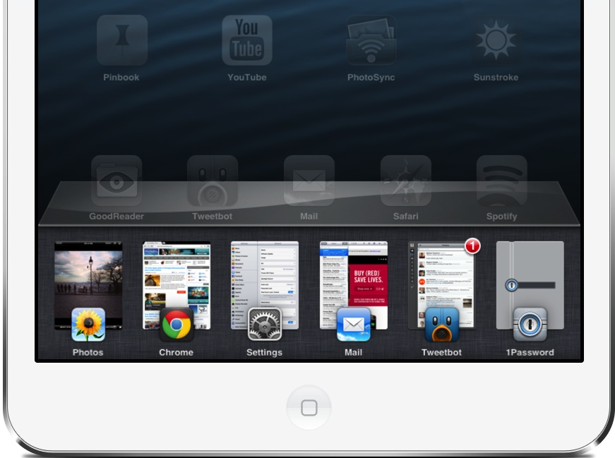 Auxo for iPad Preview