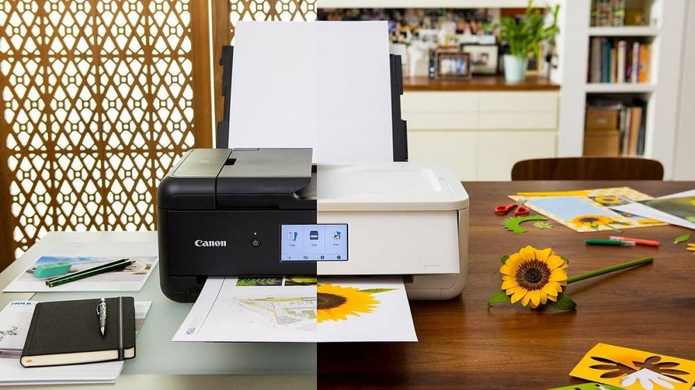 Decorate your nails without having to paint them? Yes you can, with this Canon printer 1