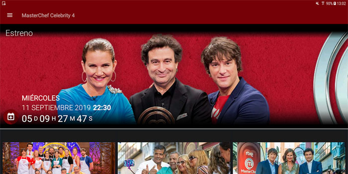 Download The Masterchef Celebrity 4 App Here And Check The Program S Recipes