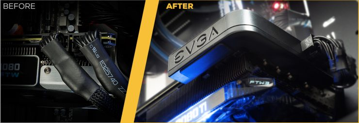 EVGA launches its PowerLink, feeding the GPU in a more aesthetic and stable way 1