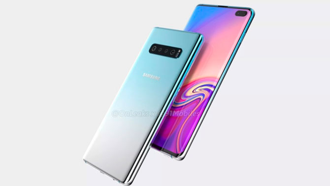 Galaxy S10 + will get limited premium version with 12GB RAM and 1TB of internal storage 4