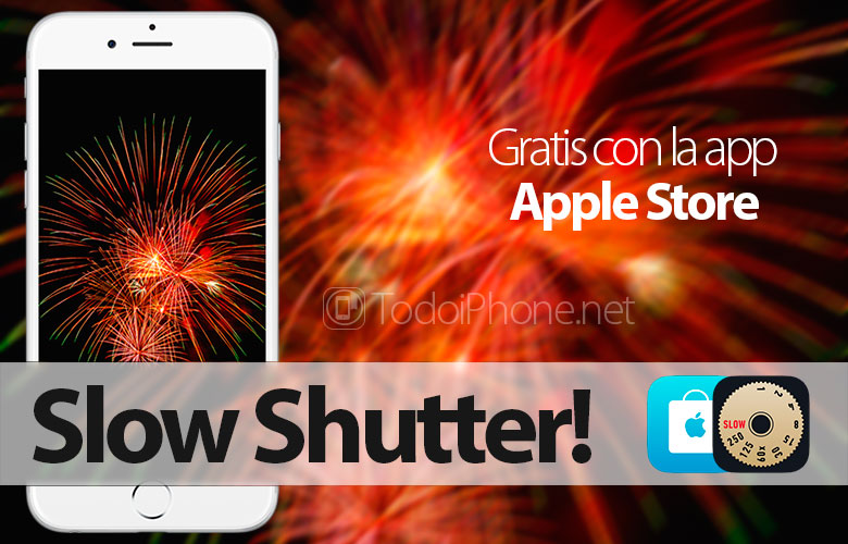 Get Slow Shutter! for iPhone and iPad for FREE with the app Apple Store 5