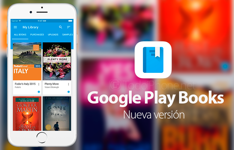 Google Play Books arrives with new design and much more for iPhone and iPad 3