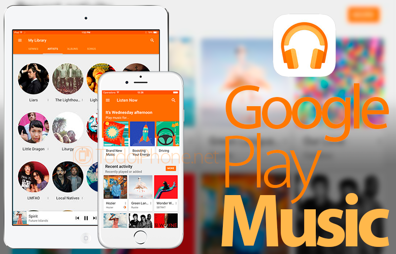 Google Play Music is now compatible with iPad 2